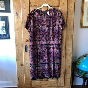 Beautiful Chico's Dress! Like-new! Size 4